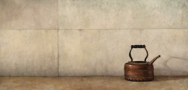 , 'Tea Kettle,' 2018, Linda Matney Gallery