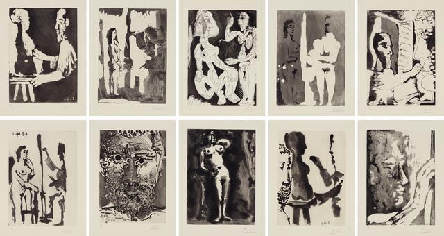 Pablo Picasso, 'Sable mouvant (Quicksand)', 1966, Phillips