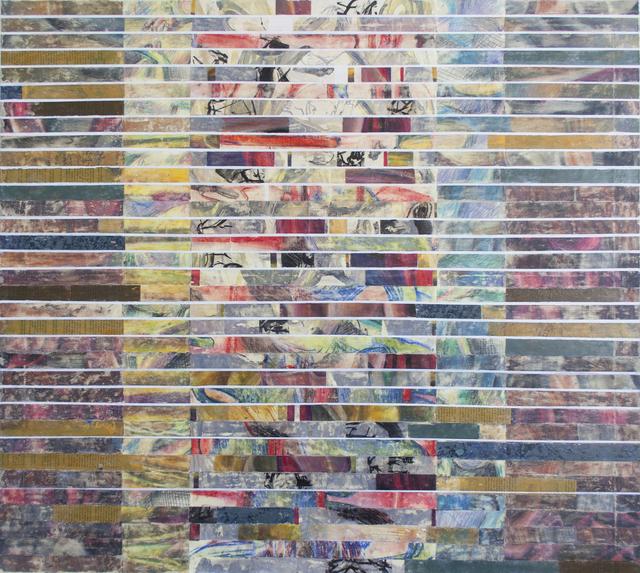 , 'Linear Transmography V,' 2015, AnnArt Gallery