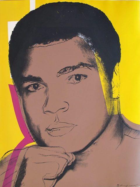 Andy Warhol, 'Muhammad Ali [II.82]', 1978, Soho Contemporary Art
