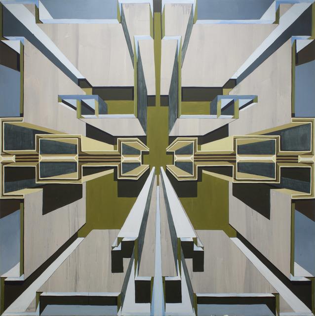 Linnea Rygaard, 'Foxhound', 2018, Painting, Oil and acrylic on canvas, Cecilia Hillström Gallery