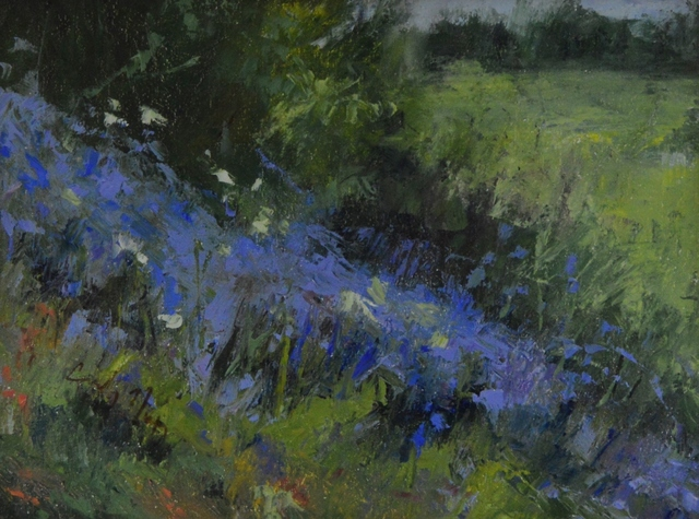 , 'Wild Chickory,' , Eisele Fine Art