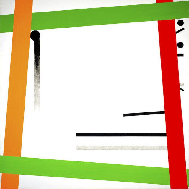 Osvaldo Mariscotti, 'Color Twist', 2018, Upsilon Gallery