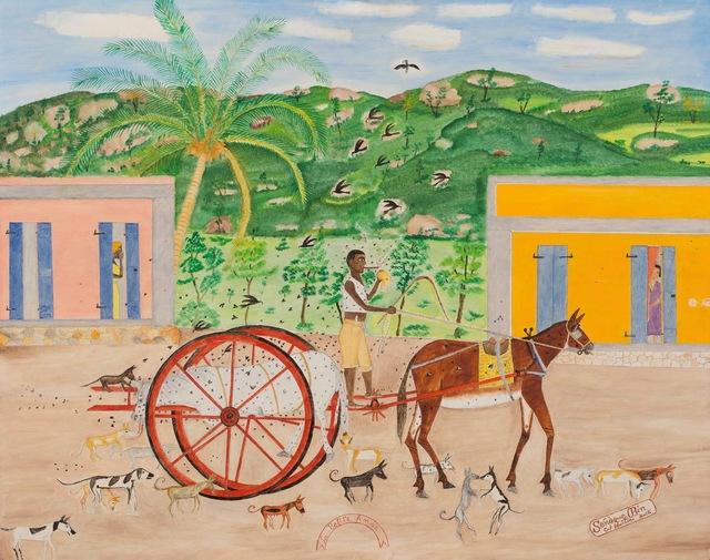 , 'La Petit Anse ,' circa 1960's, ZQ Art Gallery