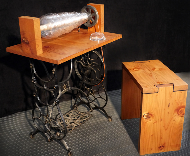 , 'Friction Idiophone : Glass Armonica,' 2016, Kent Fine Art