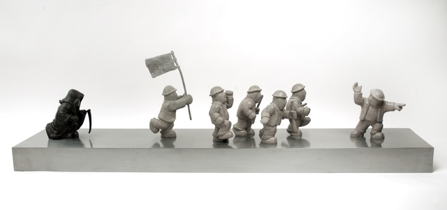 , 'Momento Mori,' 2012, Gallery at Zhou B Art Center