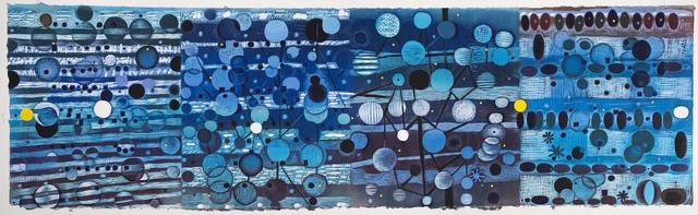 , 'Oscillation Shift,' 2015, Atrium Gallery