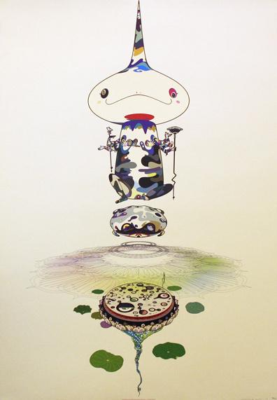 Takashi Murakami, 'REVERSED DOUBLE HELIX', 2005, Marcel Katz Art
