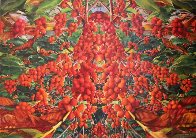 George Mead Moore, 'CAFÉ PARAISO III ', 2017, Galería Quetzalli