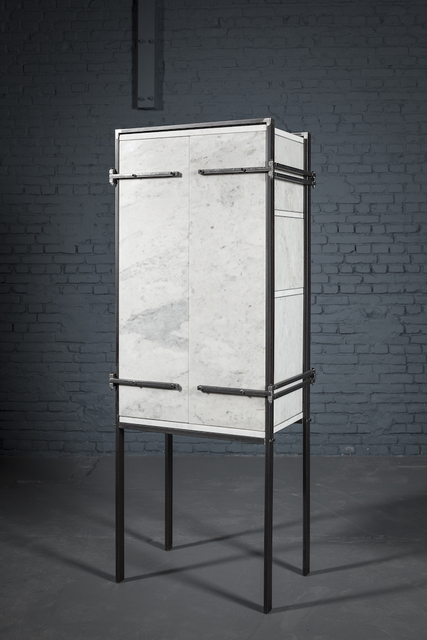 , 'Collector cabinet,' 2016, Galerie Yves Gastou