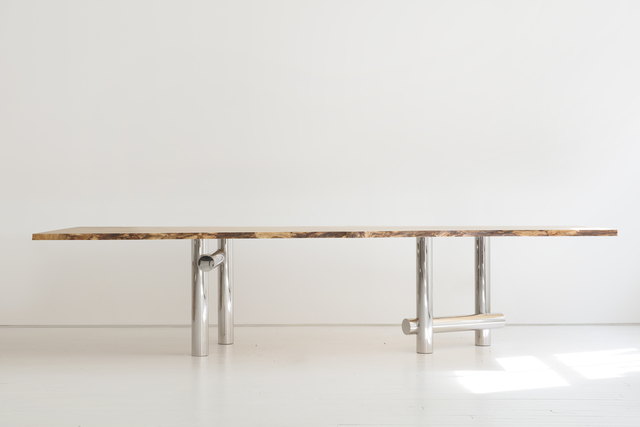 Egg Collective, 'Kenny Dining Table - Long', Contemporary, Egg Collective
