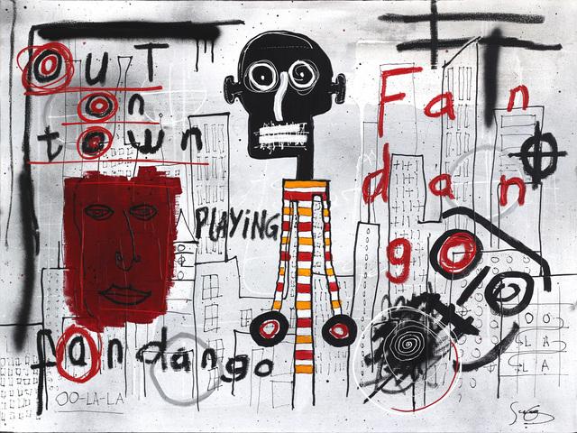 , 'Playing Fandango,' 2018, Artspace Warehouse