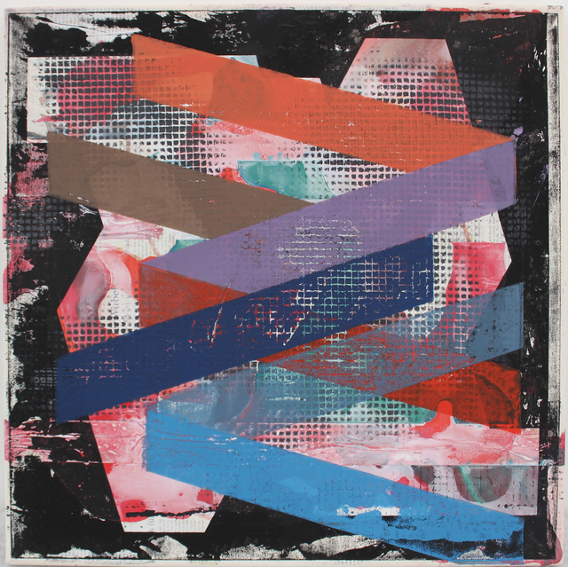 , 'o.T. (Der Zett),' 2018, Galerie Heike Strelow
