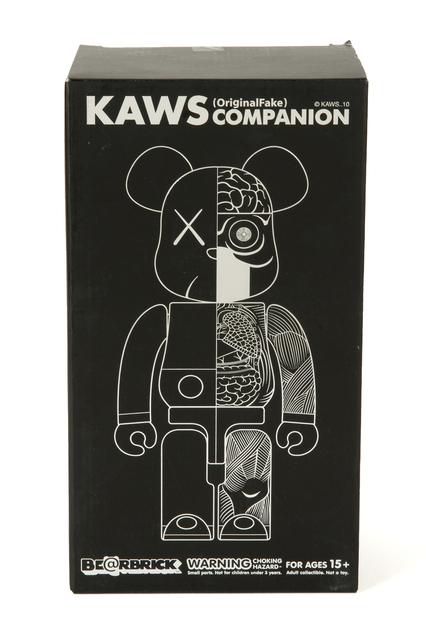 KAWS, 'Dissected Companion', 2010, Julien's Auctions