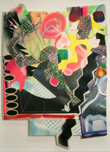 , 'Michael Kohlhaas panel #1,' 1999, Bernard Jacobson Gallery