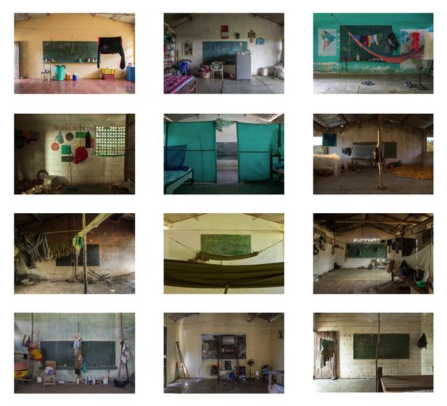 , 'Silencios (Suite of 12 chromogenic prints),' 2014, Josée Bienvenu