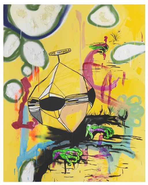 Thaddeus Strode, 'Our capsule', 2015, Tatjana Pieters