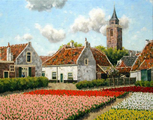 , 'View at Rijnsburg,' , ArtBoutique