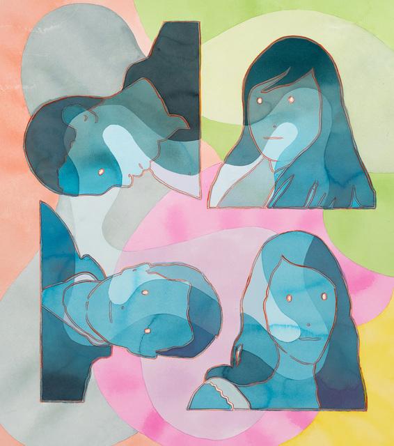 Dan Gluibizzi, 'four', 2019, Russo Lee Gallery