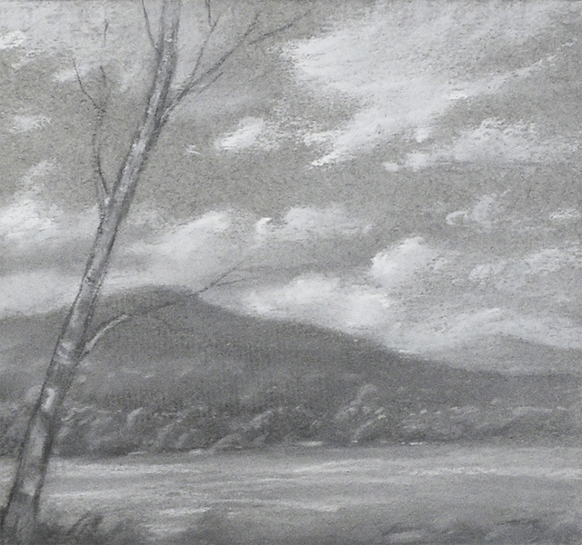 Jane Bloodgood-Abrams, 'Hudson River Vignette', 2019, Carrie Haddad Gallery