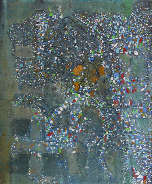 Denis Volpiana, 'War II', 2017, Flat Space Art