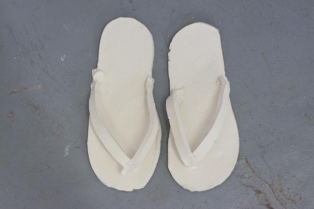 , 'Flip Flops,' 2014, Hans & Fritz Contemporary