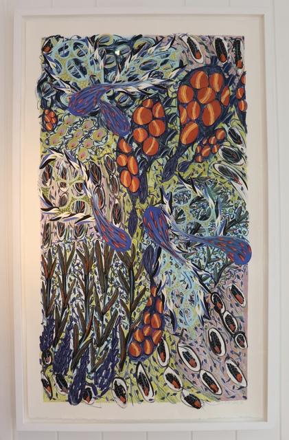 , 'Untitled - Seed Series ,' 2016, 530 Burns Gallery
