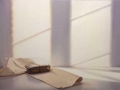 , 'Letters 1989,' 2017, GALLERIA STEFANO FORNI