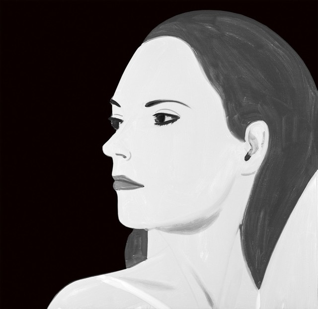 Alex Katz, 'Laura 5', 2018, Drawing, Collage or other Work on Paper, Pigment print, Galerie Barbara von Stechow