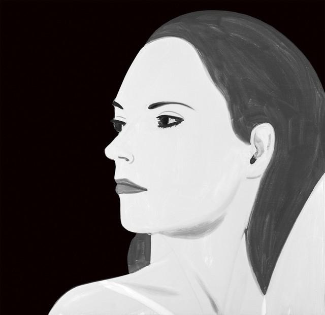 Alex Katz, 'Laura 5', 2018, Galerie Barbara von Stechow
