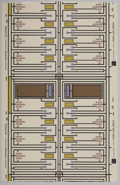 Frank Lloyd Wright 13 Artworks Bio Shows On Artsy