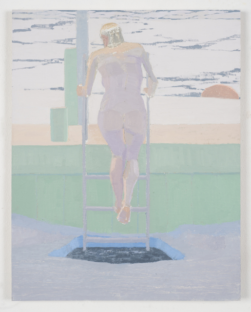 Michael Meehan, 'Ice Bather; Crisp Day', 2015, Geary