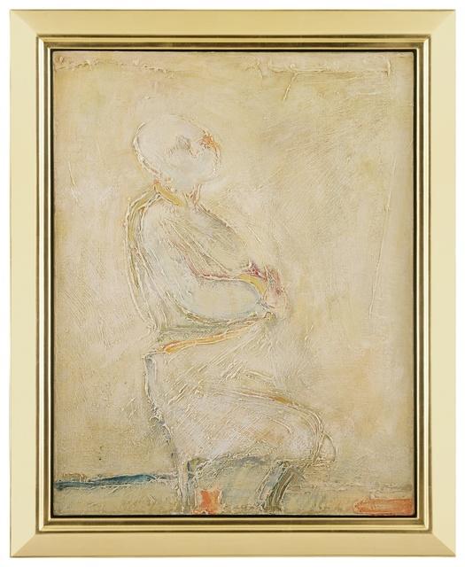 Mel Ramos, 'Self Portrait', 1959, Painting, Oil on canvas, Modernism Inc.