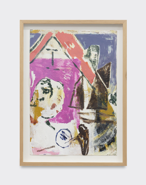 , 'The School,' 2019, V1 Gallery