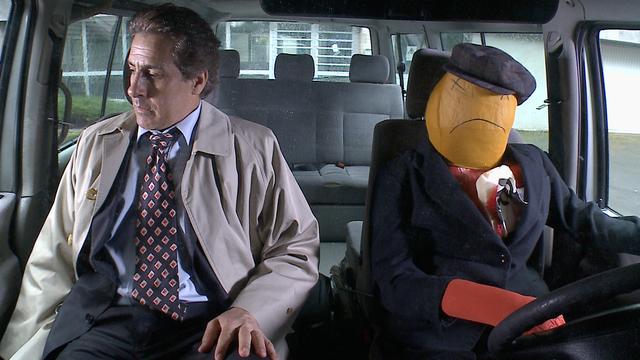 , 'Control S03E03: La resistencia taxista,' 2016, PIEDRAS