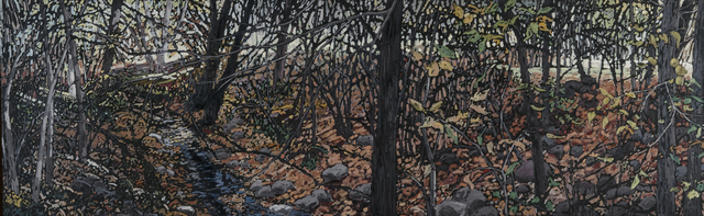 , 'Child of the Woods,' 2015, Abend Gallery