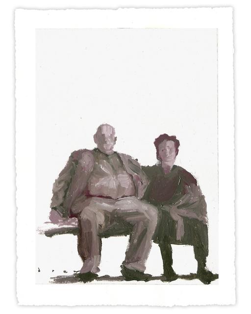 , 'The Happy Couple,' 2017, Treason Gallery
