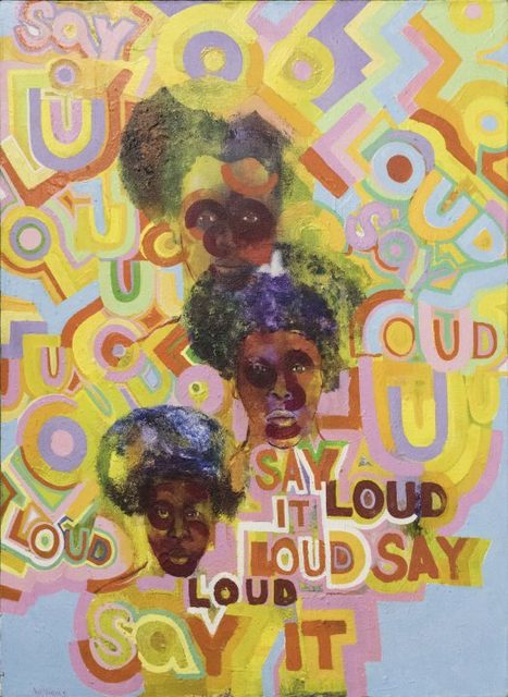 , 'Say It Loud,' 1969, Kavi Gupta