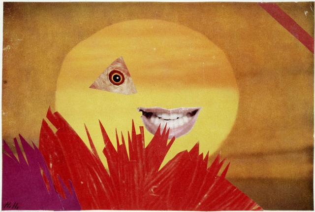 Hannah Höch, 'Kleine Sonne (Little Sun),' 1969, Whitechapel Gallery