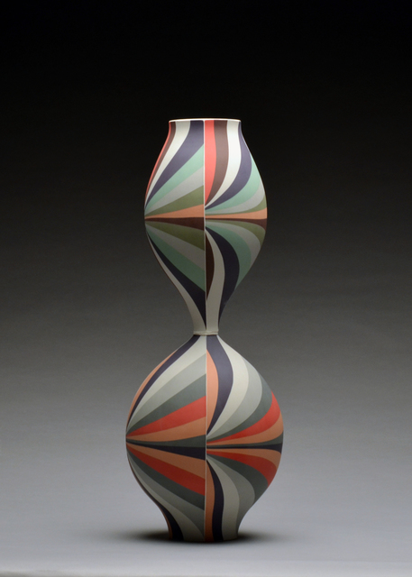 , 'Enclosed Vase Form #9,' 2015, Duane Reed Gallery