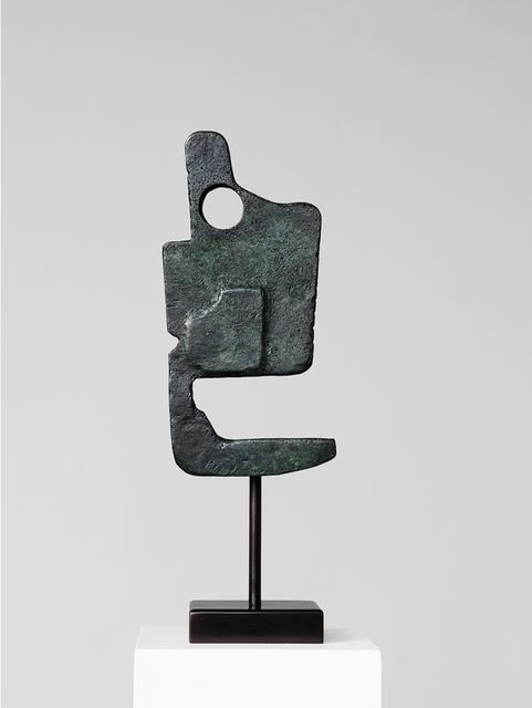 , 'Eudaemon,' 2017, Anat Ebgi