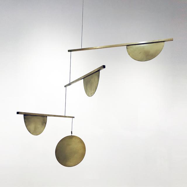 , 'Mobile 17 (radio),' 2017, Jen Mauldin Gallery