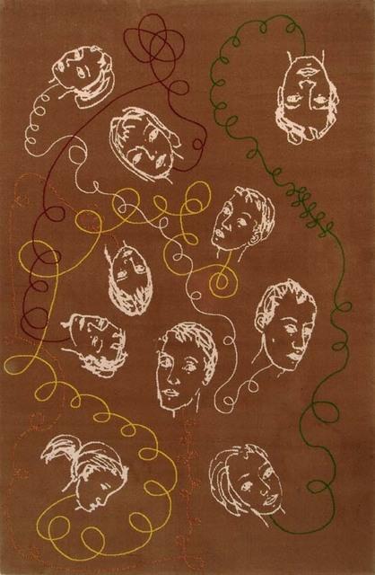 , 'Köpfe (B),' 2006, Deweer Gallery