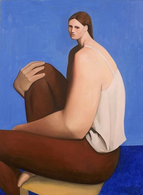 , 'Woman In Brown Pants,' 2018, Massey Klein Gallery