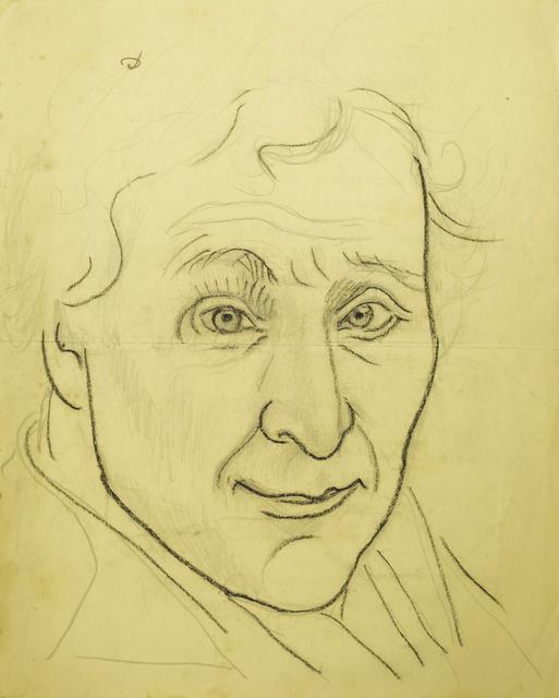 Marie Vorobieff Marevna, 'Portrait of Marc Chagall', Roseberys