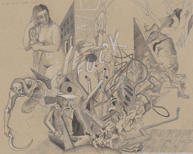 , 'Huehueteotl,' 2017-2018, Erin Cluley Gallery