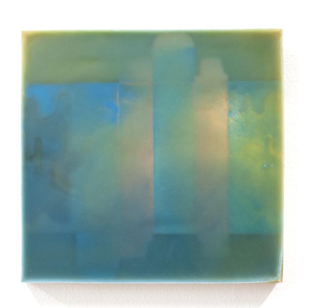 , 'Neosporin 04 (unframed waxwork),' 2018, Front Room Gallery