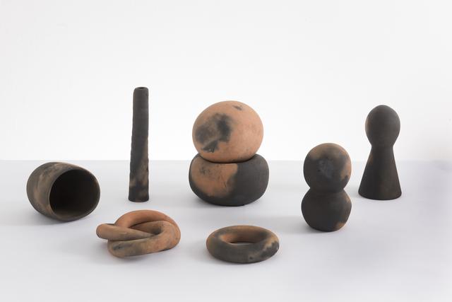 , 'Los primitivos ,' 2018, Machete