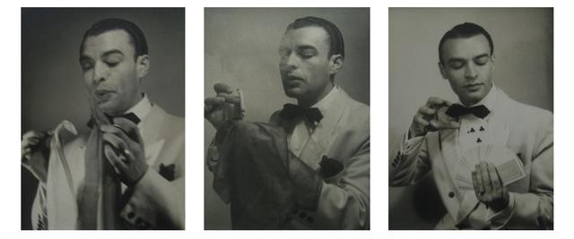 John Albok, 'Magician', 1960, Photography, Vintage gelatin silver print, PDNB Gallery
