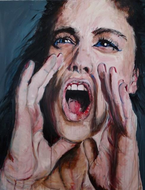 Valeria Becker, 'Le Cri de Mel', 2015, Urbane Art Gallery